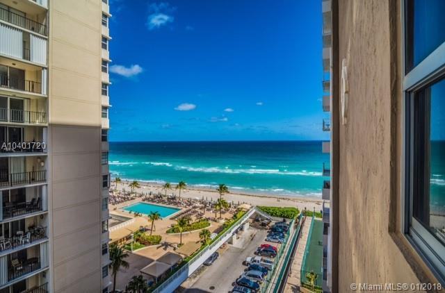 1912 S Ocean Dr 11C, Hallandale, FL 33009 (MLS #A10401720) :: Live Work Play Miami Group