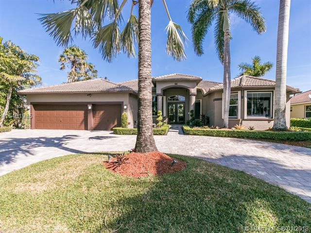 2498 Eagle Run Dr, Weston, FL 33327 (MLS #A10401985) :: The Teri Arbogast Team at Keller Williams Partners SW