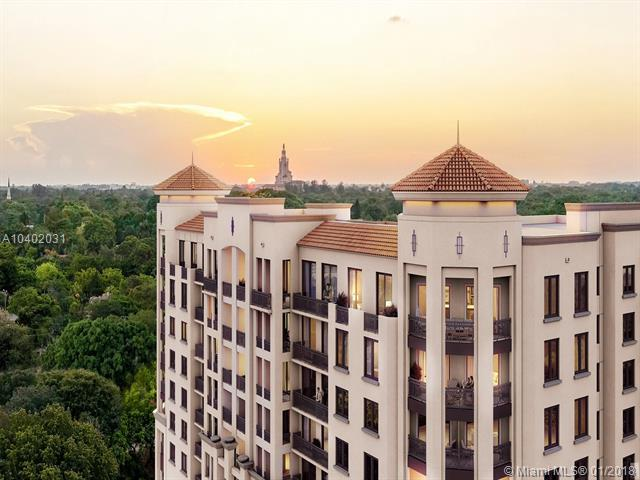 301 Altara Ave #1012, Coral Gables, FL 33146 (MLS #A10402031) :: Live Work Play Miami Group