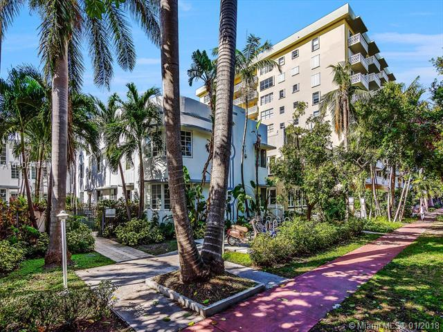 1000 Meridian Ave #15, Miami Beach, FL 33139 (MLS #A10402184) :: Live Work Play Miami Group