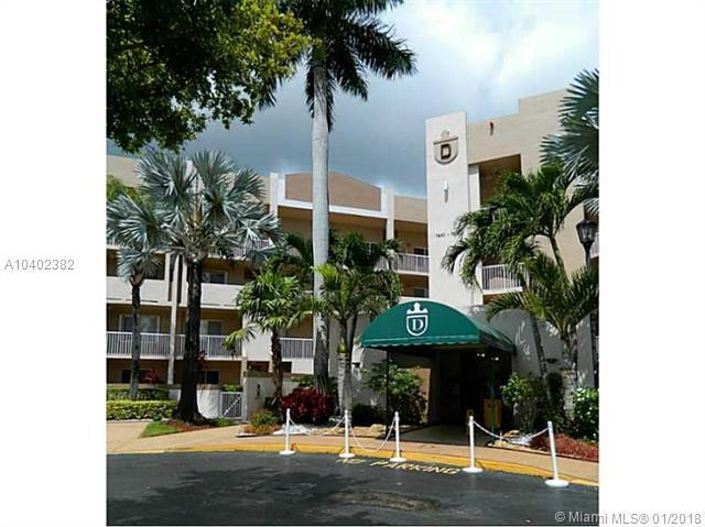 7693 Granville Dr #411, Tamarac, FL 33321 (MLS #A10402382) :: Jamie Seneca & Associates Real Estate Team