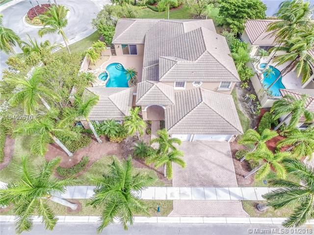 2532 Montclaire Cir, Weston, FL 33327 (MLS #A10402670) :: The Teri Arbogast Team at Keller Williams Partners SW