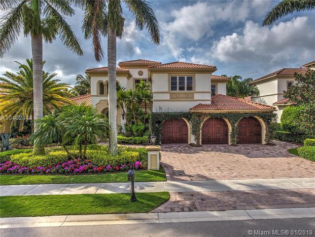 678 Hermitage Circle, Palm Beach Gardens, FL 33410 (MLS #A10402844) :: The Teri Arbogast Team at Keller Williams Partners SW