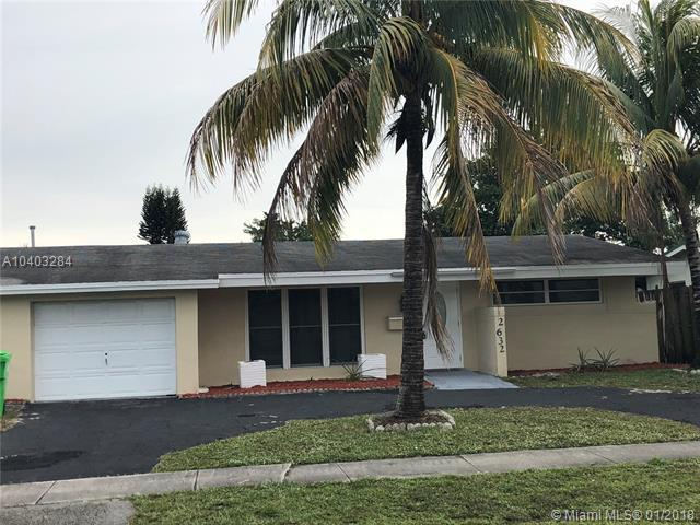 2632 NW 73rd Ave, Sunrise, FL 33313 (MLS #A10403284) :: Jamie Seneca & Associates Real Estate Team