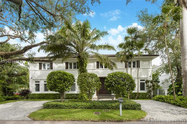 5195 SW 75th St, Coral Gables, FL 33143 (MLS #A10403414) :: Carole Smith Real Estate Team