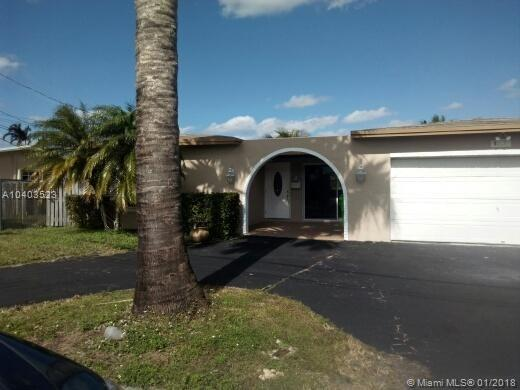8721 NW 24th Ct, Sunrise, FL 33322 (MLS #A10403523) :: Jamie Seneca & Associates Real Estate Team