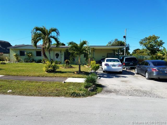 17200 NW 43rd Ct, Miami Gardens, FL 33055 (MLS #A10403719) :: Hergenrother Realty Group Miami