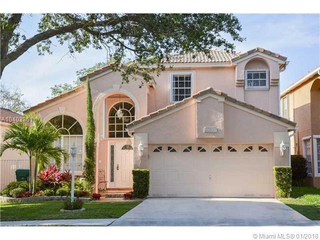 10833 Morningstar Dr, Cooper City, FL 33026 (MLS #A10403861) :: Green Realty Properties