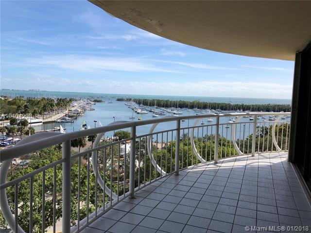 2843 S Bayshore Dr 8D, Miami, FL 33133 (MLS #A10404208) :: Prestige Realty Group