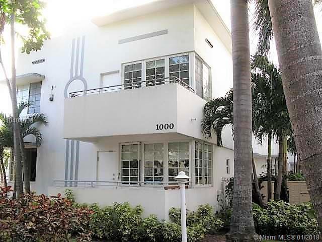 1000 Meridian Av #11, Miami Beach, FL 33139 (MLS #A10404509) :: Calibre International Realty