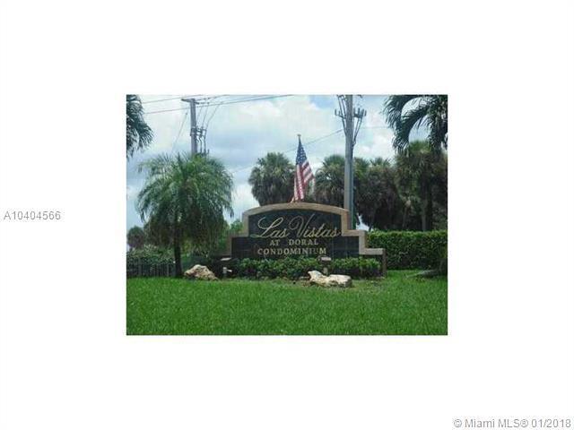 8215 Lake Dr #108, Doral, FL 33166 (MLS #A10404566) :: Calibre International Realty