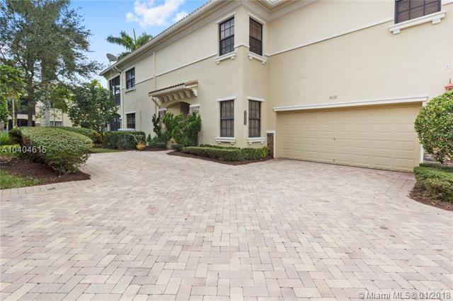 7632 Old Thyme Ct 12A, Parkland, FL 33076 (MLS #A10404615) :: Calibre International Realty