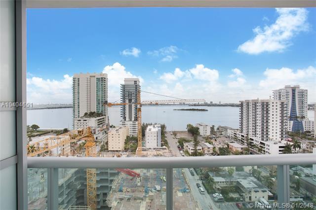 333 NE 24th St #1610, Miami, FL 33137 (MLS #A10404651) :: The Riley Smith Group