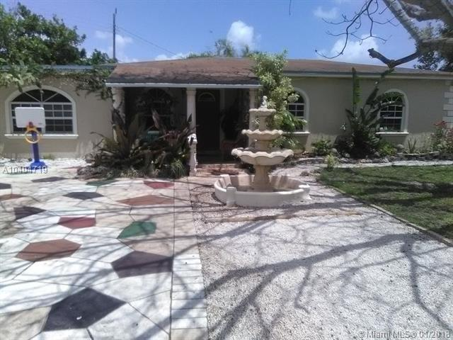 19451 NW 6th Ave, Miami Gardens, FL 33169 (MLS #A10404719) :: Hergenrother Realty Group Miami