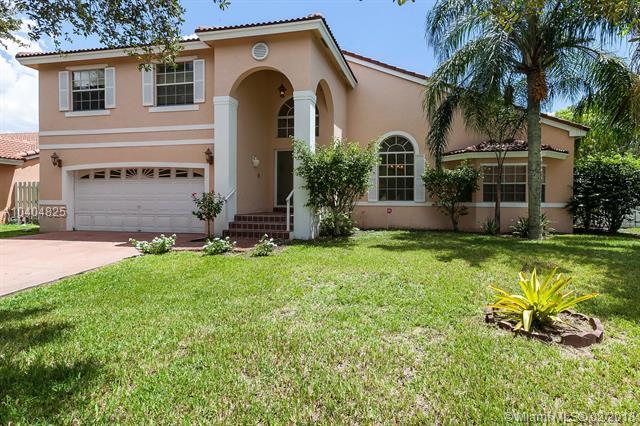 13660 SW 20th Street, Miramar, FL 33027 (MLS #A10404825) :: Green Realty Properties