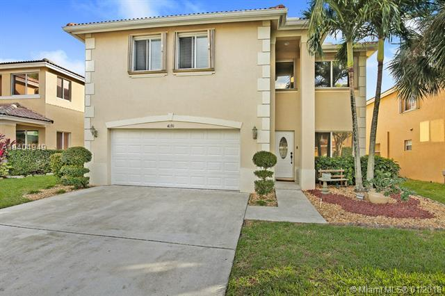 4170 NW 62nd Ct, Coconut Creek, FL 33073 (MLS #A10404949) :: The Teri Arbogast Team at Keller Williams Partners SW