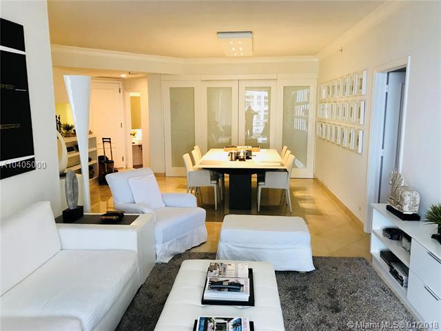 888 Brickell Key Dr #1507, Miami, FL 33131 (MLS #A10405000) :: The Teri Arbogast Team at Keller Williams Partners SW
