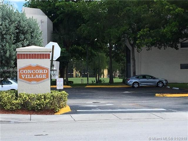 7950 W Mcnab Rd #304, Tamarac, FL 33321 (MLS #A10405004) :: Green Realty Properties
