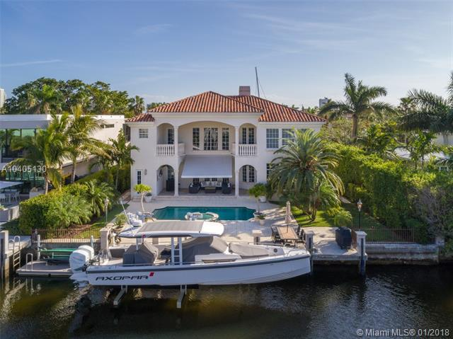 613 Solar Isle Dr, Fort Lauderdale, FL 33301 (MLS #A10405130) :: Green Realty Properties
