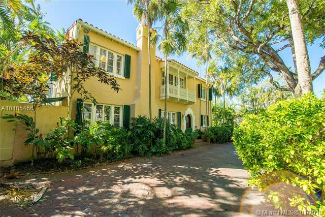 3614 Bayview Rd, Coconut Grove, FL 33133 (MLS #A10405466) :: The Riley Smith Group
