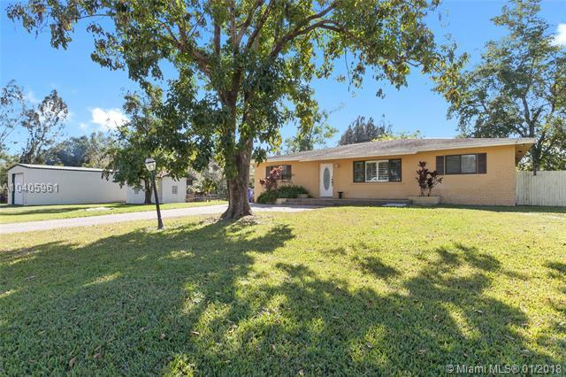 17400 SW 58th St, Southwest Ranches, FL 33331 (MLS #A10405961) :: The Teri Arbogast Team at Keller Williams Partners SW