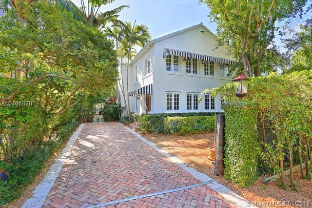 4080 Ventura Ave, Coconut Grove, FL 33133 (MLS #A10406020) :: Green Realty Properties