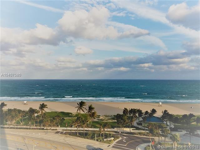 405 N Ocean Blvd #1020, Pompano Beach, FL 33062 (MLS #A10407580) :: The Teri Arbogast Team at Keller Williams Partners SW