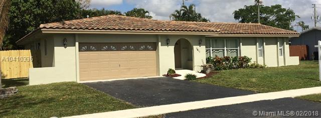 7411 NW 7th St, Plantation, FL 33317 (MLS #A10410336) :: The Teri Arbogast Team at Keller Williams Partners SW