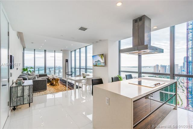 1100 Biscayne Blvd #4501, Miami, FL 33132 (MLS #A10410527) :: The Teri Arbogast Team at Keller Williams Partners SW