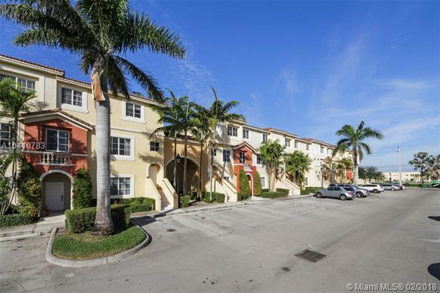 12430 SW 50th St #105, Miramar, FL 33027 (MLS #A10410783) :: Green Realty Properties