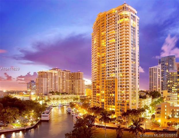 411 N New River Dr E #2303, Fort Lauderdale, FL 33301 (MLS #A10411629) :: The Riley Smith Group