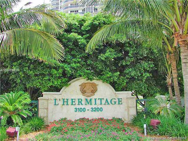 3100 N Ocean Blvd #1803, Fort Lauderdale, FL 33308 (MLS #A10411838) :: The Teri Arbogast Team at Keller Williams Partners SW