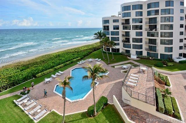 2565 S Ocean Blvd 312N, Highland Beach, FL 33487 (MLS #A10413117) :: Stanley Rosen Group