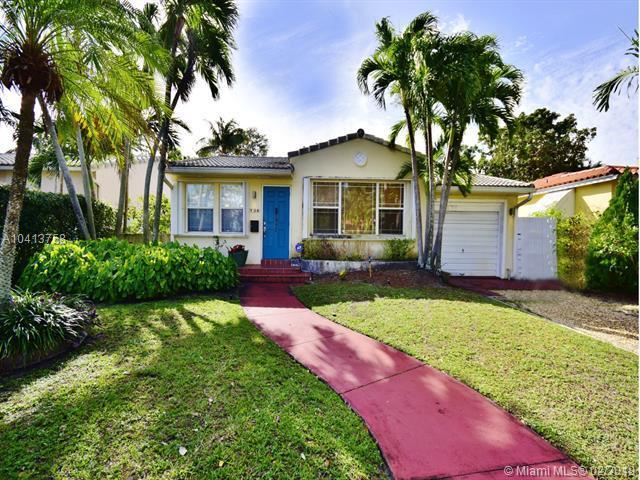 736 NE 74th St, Miami, FL 33138 (MLS #A10413758) :: Miami Lifestyle