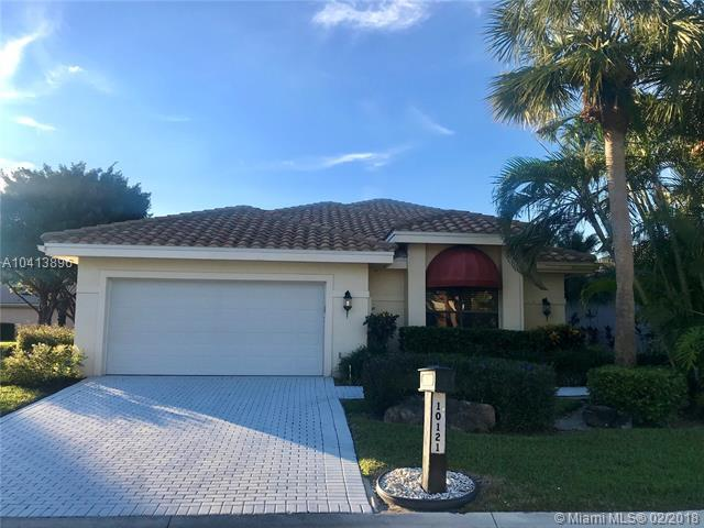 10121 Spyglass Way, Boca Raton, FL 33498 (MLS #A10413896) :: The Teri Arbogast Team at Keller Williams Partners SW