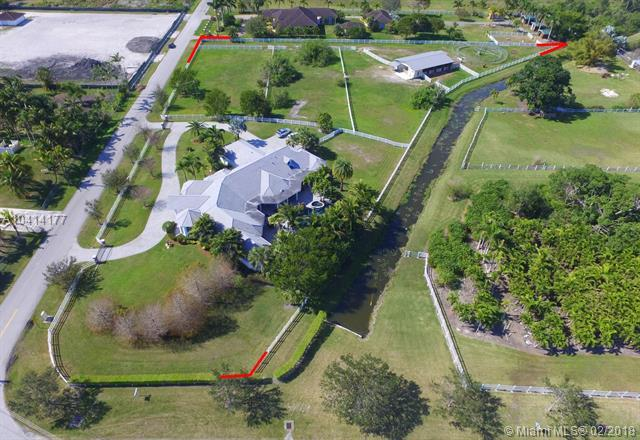 17801 SW 50th St, Southwest Ranches, FL 33331 (MLS #A10414177) :: Stanley Rosen Group