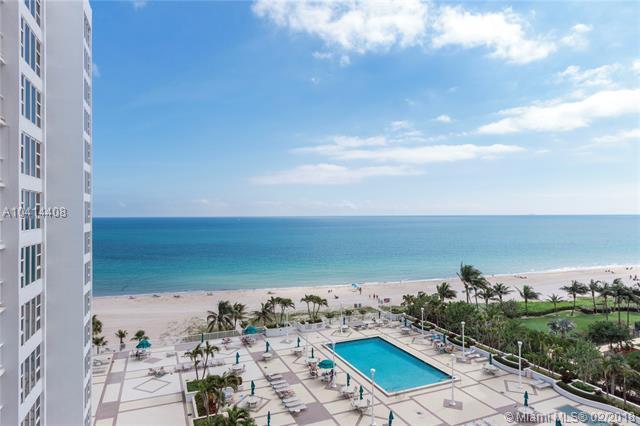 1620 S Ocean Blvd 9K, Lauderdale By The Sea, FL 33062 (MLS #A10414408) :: The Teri Arbogast Team at Keller Williams Partners SW