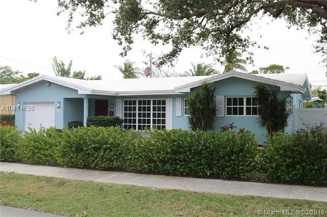 6315 NE 22nd Ave, Fort Lauderdale, FL 33308 (MLS #A10414638) :: The Teri Arbogast Team at Keller Williams Partners SW