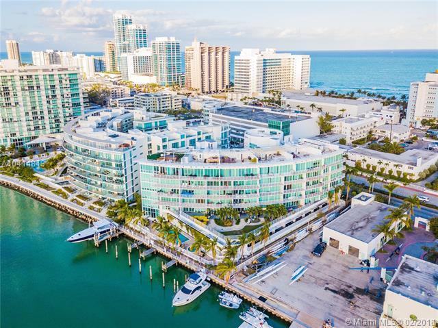 6580 Indian Creek Dr #501, Miami Beach, FL 33141 (MLS #A10414813) :: Live Work Play Miami Group