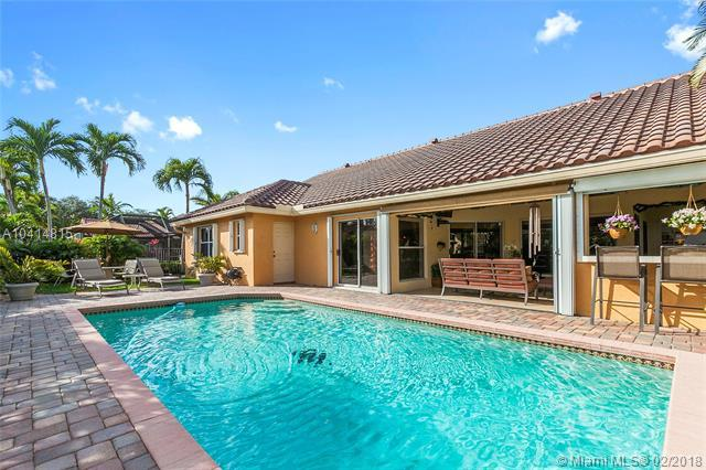 1614 Eastlake Way, Weston, FL 33326 (MLS #A10414815) :: The Teri Arbogast Team at Keller Williams Partners SW