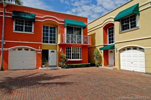 2909 Day Ave 1C, Coconut Grove, FL 33133 (MLS #A10415541) :: The Teri Arbogast Team at Keller Williams Partners SW