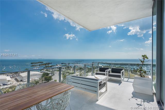 2675 S Bayshore Dr 1202S, Miami, FL 33133 (MLS #A10415741) :: The Riley Smith Group