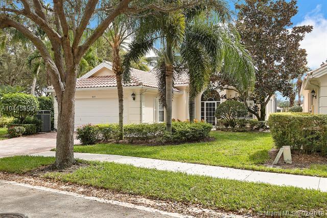 501 Grand Banks Rd, Palm Beach Gardens, FL 33410 (MLS #A10415896) :: The Teri Arbogast Team at Keller Williams Partners SW