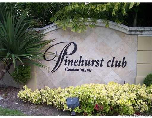 420 S Park Rd 2-306, Hollywood, FL 33021 (MLS #A10416201) :: The Chenore Real Estate Group