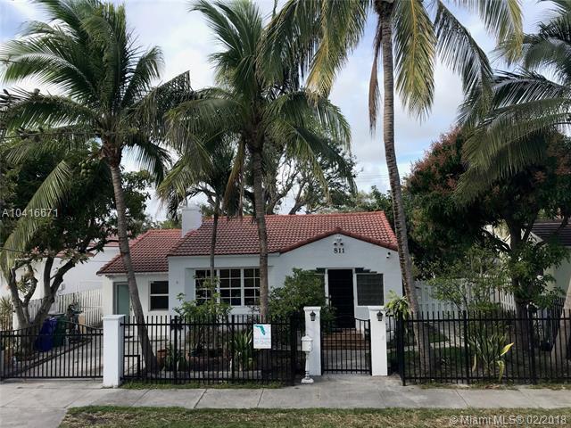811 NE 80th Street, Miami, FL 33138 (MLS #A10416671) :: The Teri Arbogast Team at Keller Williams Partners SW