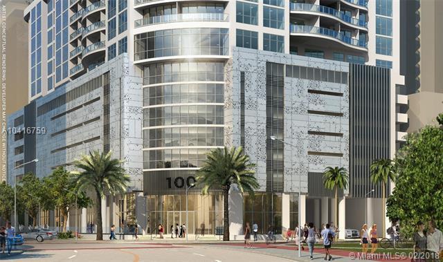 100 NW Las Olas Boulevard #1703, Fort Lauderdale, FL 33301 (MLS #A10416759) :: The Teri Arbogast Team at Keller Williams Partners SW