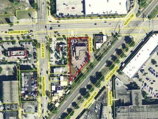 444 E Sunrise Blvd, Fort Lauderdale, FL 33304 (MLS #A10416938) :: Stanley Rosen Group