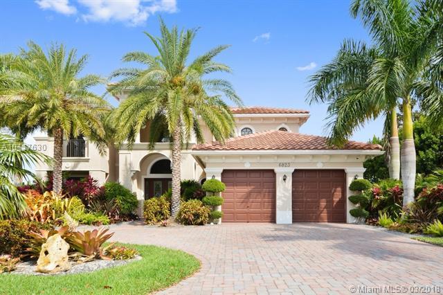 6823 Lost Garden Ter, Parkland, FL 33076 (MLS #A10417630) :: Green Realty Properties