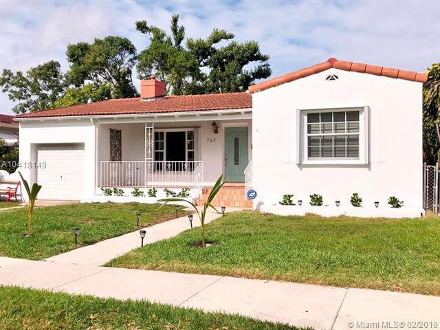 767 NE 81st St, Miami, FL 33138 (MLS #A10418149) :: The Jack Coden Group