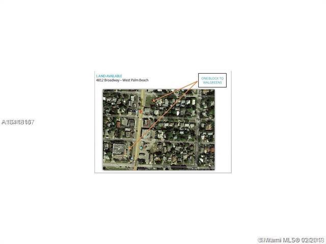 4812 Broadway, West Palm Beach, FL 33407 (MLS #A10418167) :: The Teri Arbogast Team at Keller Williams Partners SW